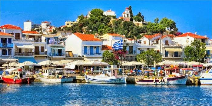 Guida viaggi Skiathos Grecia