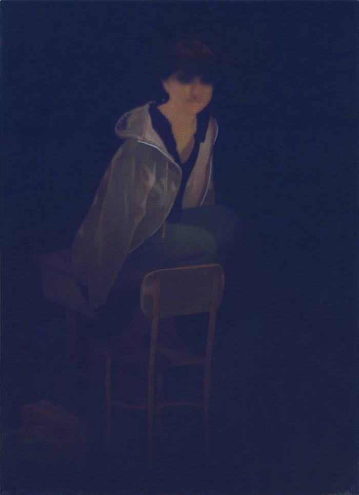 Американский художник. Edwin Ushiro