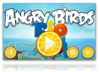 Angry Birds Rio 1.7.0 - Katılımsız Oyun