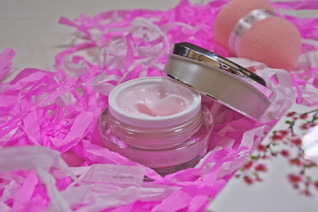 Review Sakura Collagen Anti AGE's Cream