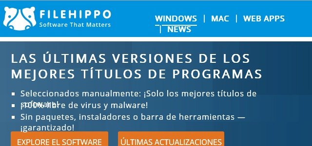 Filehippo - Solo Nuevas