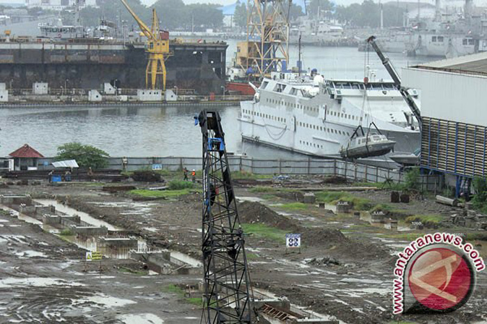 Galangan kapal selam Surabaya