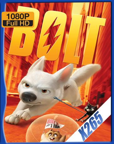 Bolt [2009] [Latino] [1080P] [X265] [10Bits][ChrisHD]
