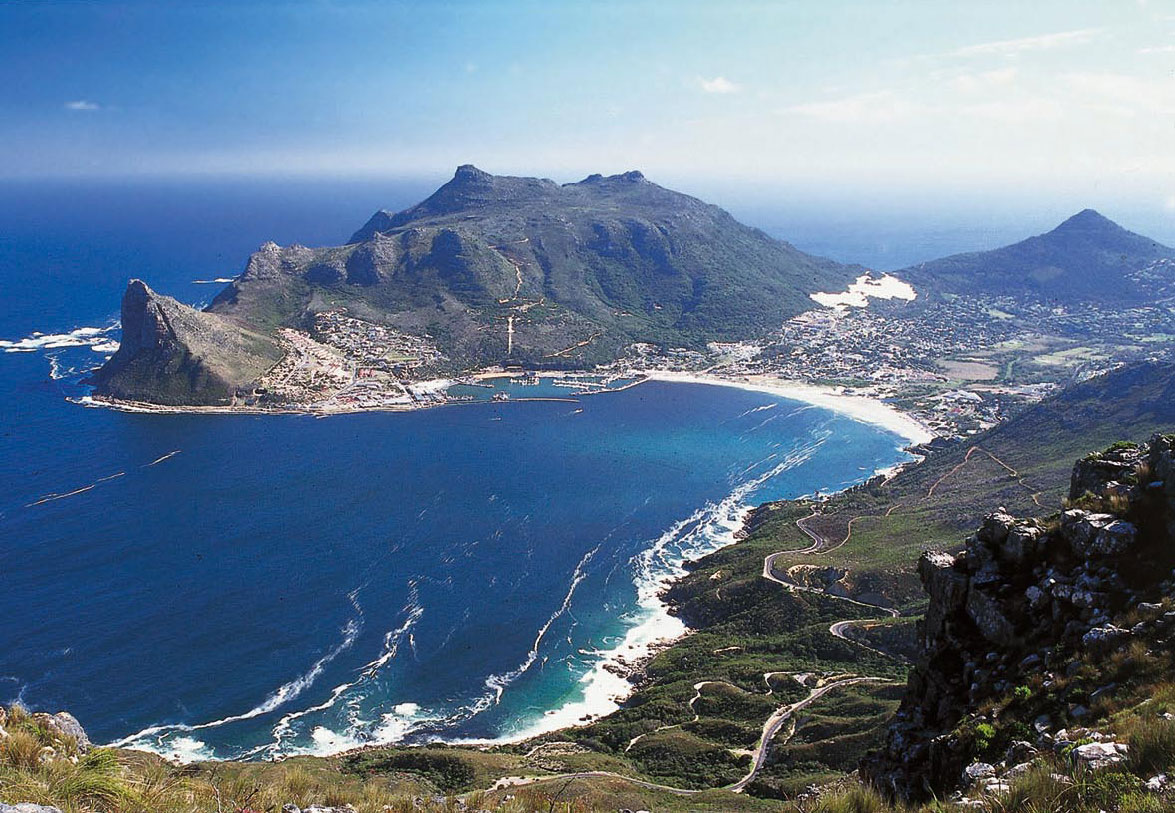 GLOBE IN THE BLOG: Cape Town, Western Cape Province, South