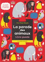 La parade des animaux - GALLIMARD JEUNESSE