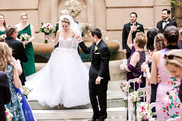 Washington DC Wedding at the Westin Georgetown by Heather Ryan Photography