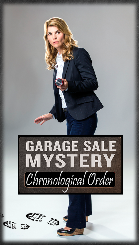 Garage sale mystery guilty until proven innocent online dating