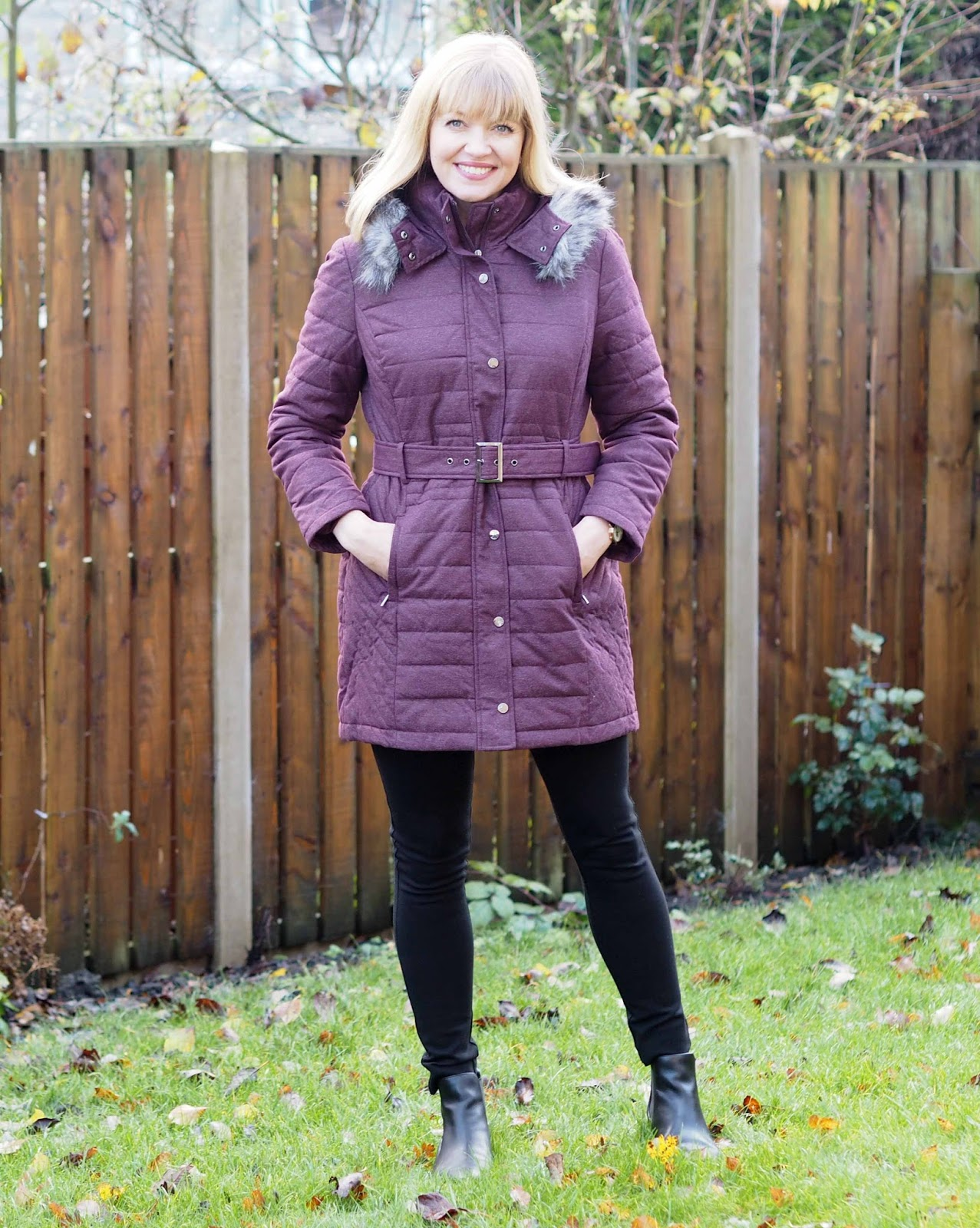 Dash fashion parka coat Dash winter warmers and Christmas gift ideas