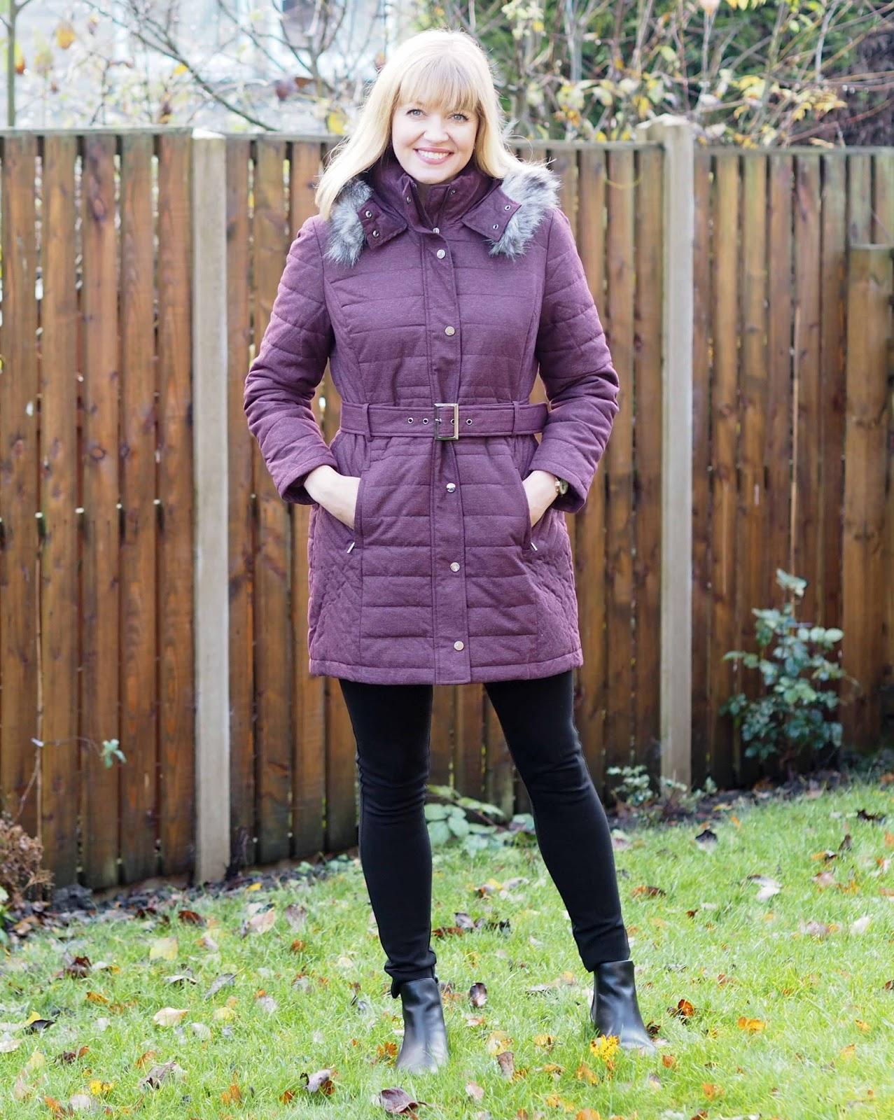 Dash fashion parka coat Dash winter warmers and Christmas gift ideas