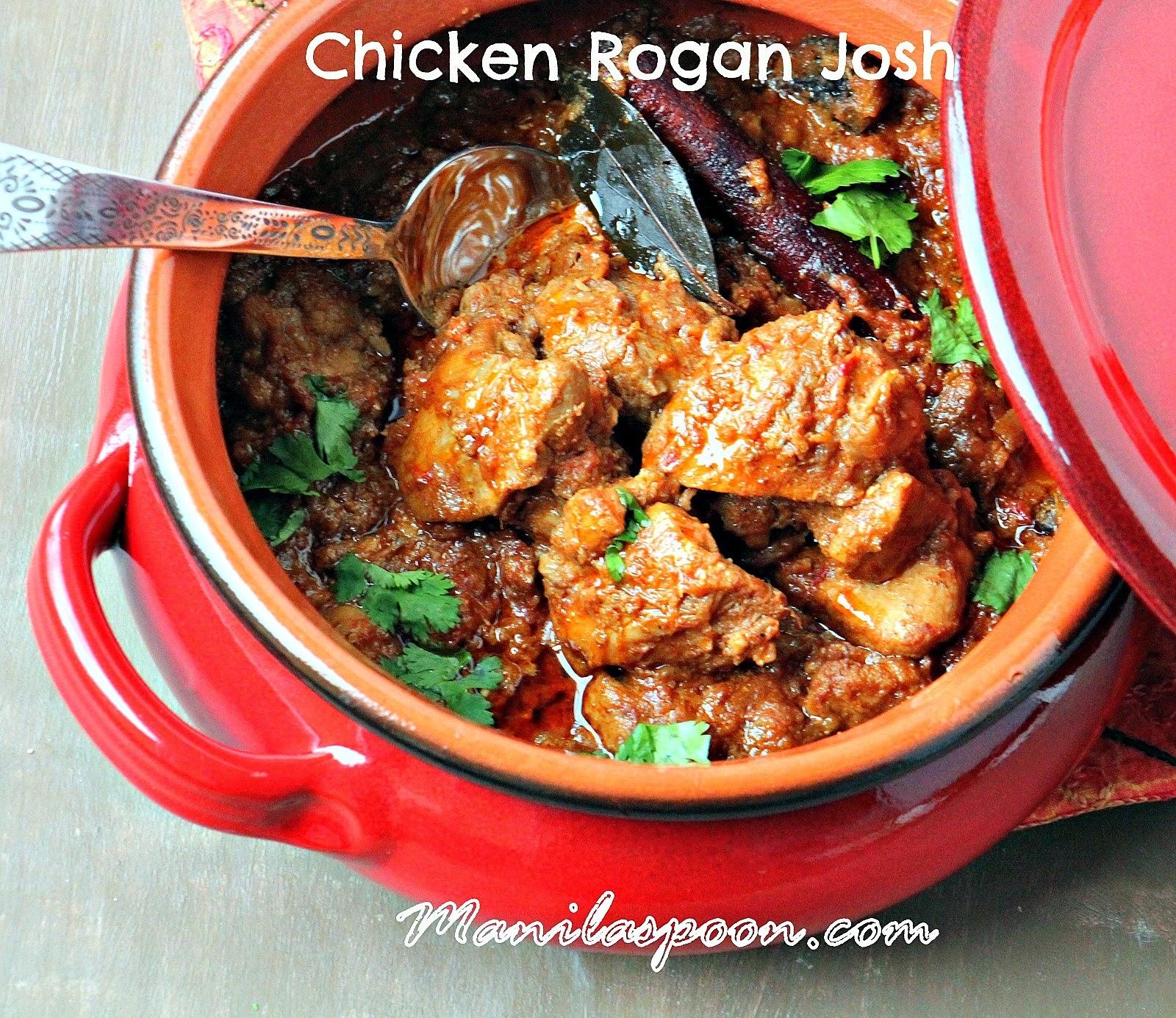 Chicken Rogan Josh