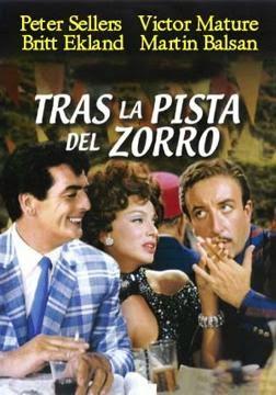 Tras la Pista del Zorro en Español Latino