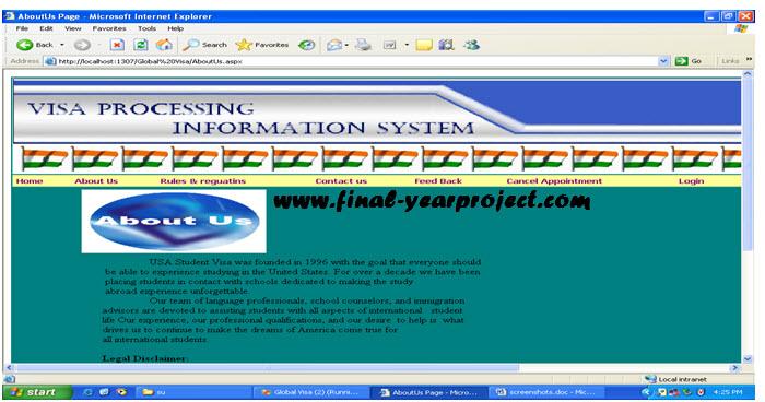 Phd thesis in digital image processing