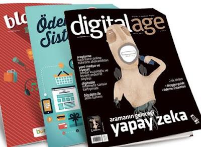 Dijital iş  ve Kültür Dergisi; DigitalAge