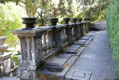 Alla scoperta dei dintorni di Viterbo: visita ai giardini di Villa Lante a Bagnaia
