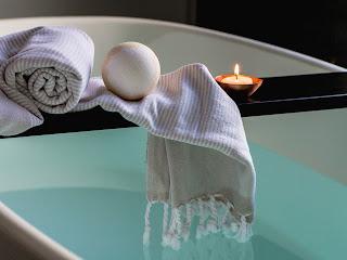 Sore Muscle Epsom Salt Bath