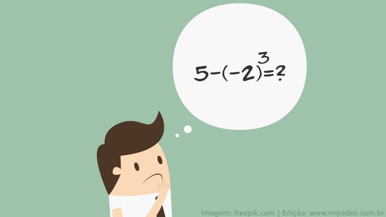 Expressões Numéricas: quer ver um erro comum? | MIPEDES