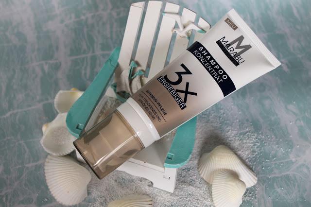 MARABU Professional Shampoo Konzentrat - Intensiv-Pflege für trockenes und sprödes Haar