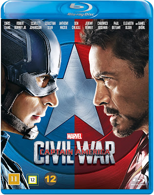 Captain America: Civil War – 2016 – Marvels universum