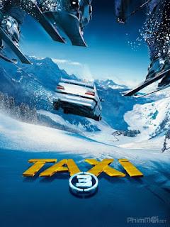 Xem Phim Quái Xế Taxi 3 - Taxi 3 (2003)