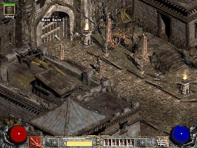 โหลดเกมส์ตำนาน DIABLO 2 Mega