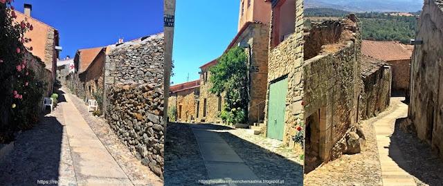 Castelo Rodrigo de ruas estreitas