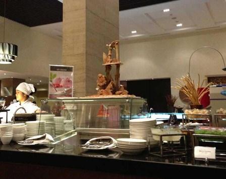 Menu Makanan Hotel Hilton Bandung