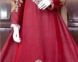 Model baju jodha akbar terbaru tanah abang ala india elegan