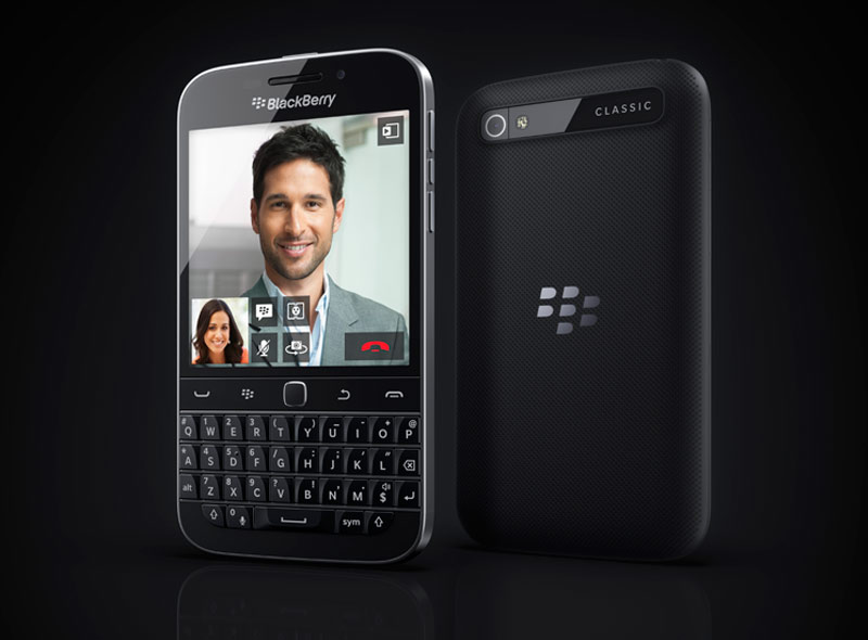BlackBerry Classic Specifications
