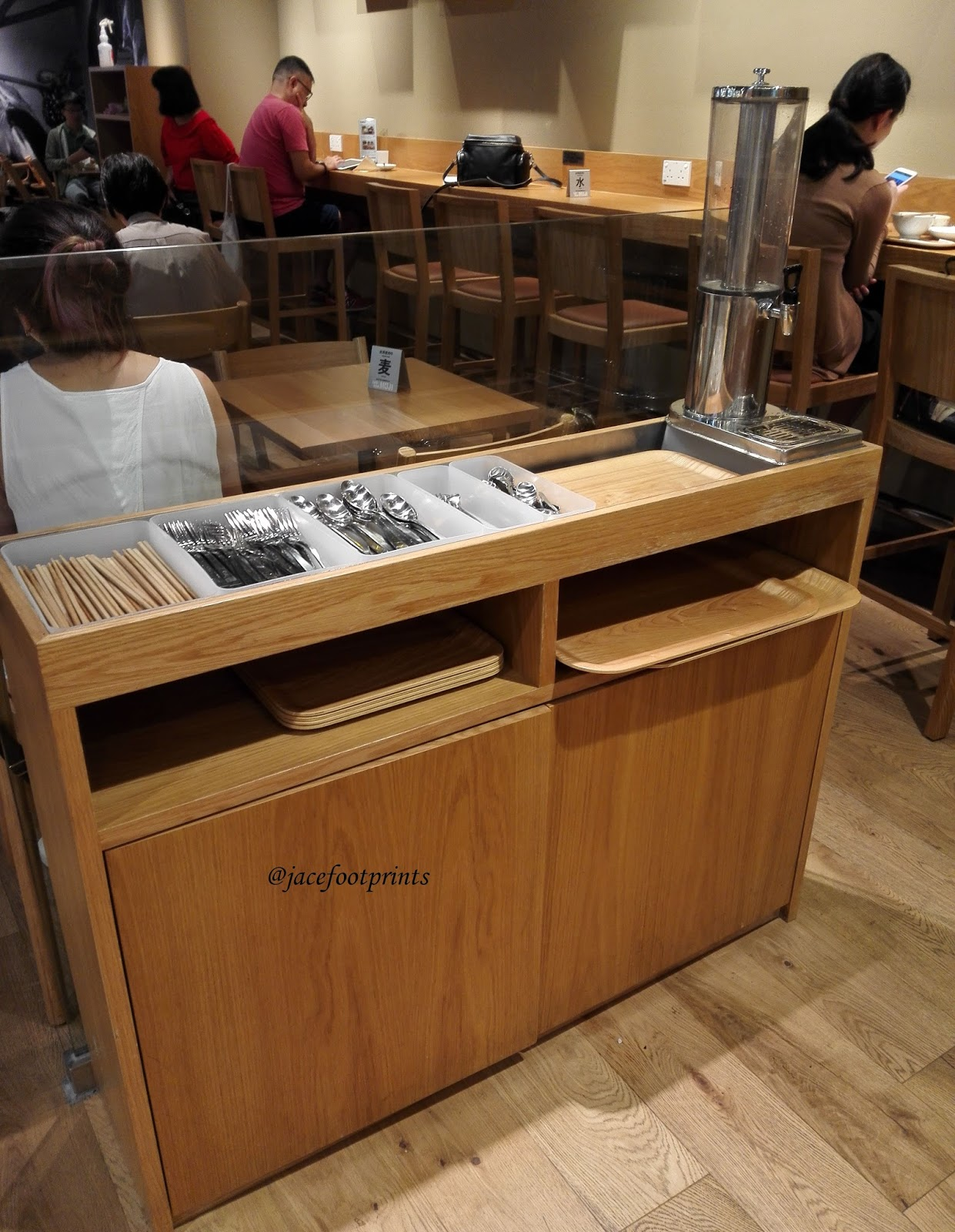 Singapore] Café & Meal MUJI Japanese Cafe In Paragon Just