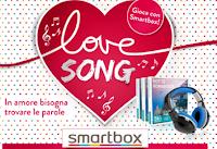 Logo Vinci gratis 14 cofanetti Smartbox ''Notte Romantica''