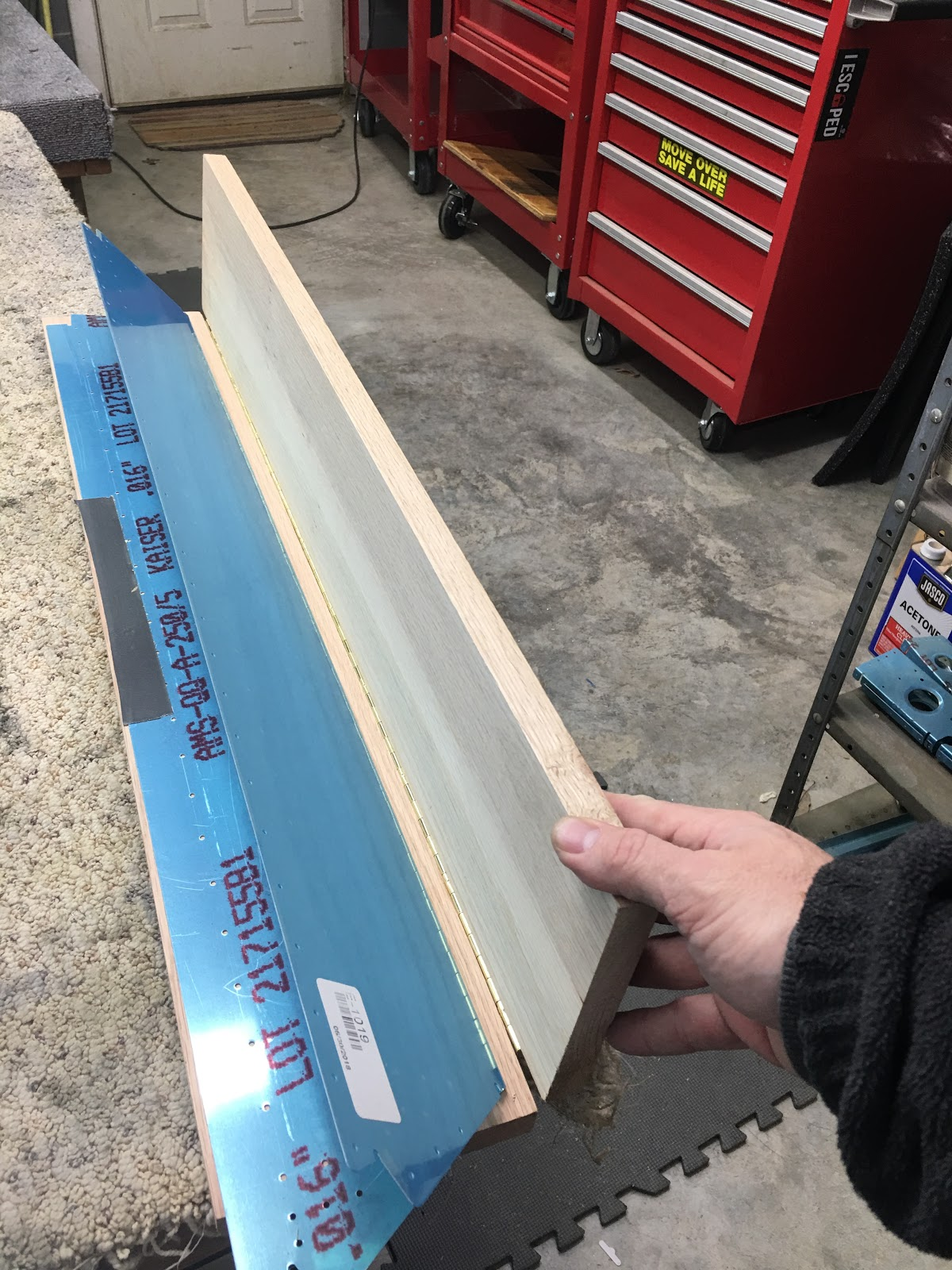 Brantel's RV-10 Build Blog: Tools, Consumables and Misc