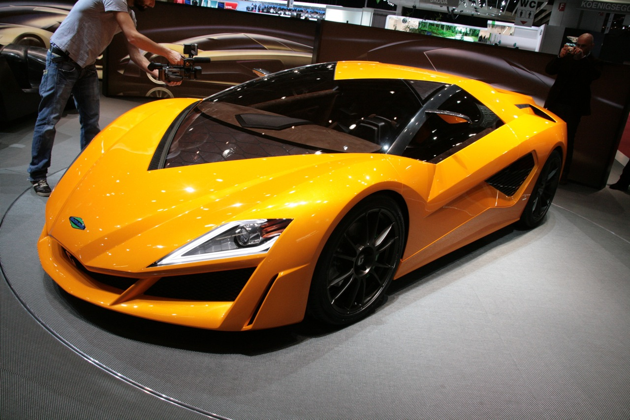 Beautiful Car Design Concept: Top Car Designers