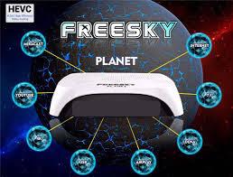 FREESKY PLANET 4 K ULTRA HD NOVA ATUALIZAÇÃO V 3.16 - 28/10/2019
