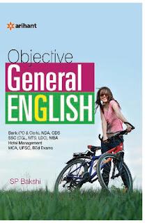 Objective General English sp bakshi pdf free download