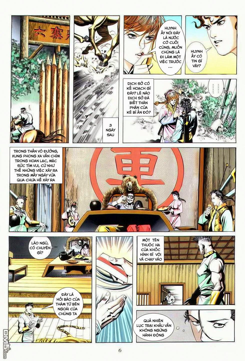 Bá Đao Chap 12 - Truyen.Chap.VN