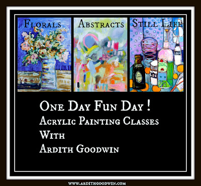 One Day Painting Classes