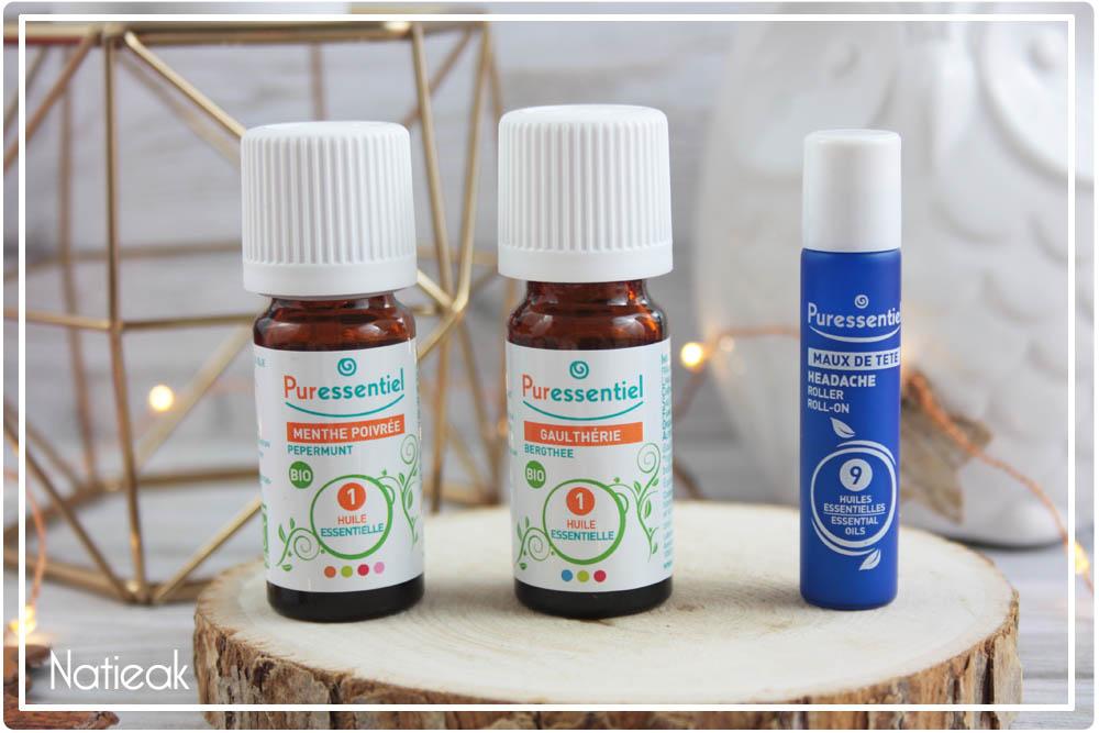 huile essentielle eucalyptus mal de tête