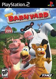 Barnyard ps2