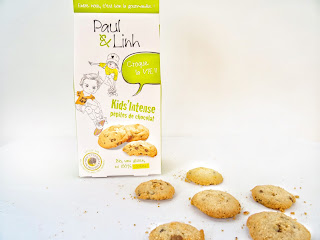 kids intense pépites de chocolat - Biscuiterie de Provence