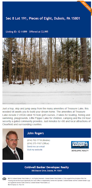 treasure lake pieces 8 road john rogers coldwellbanke developac realty