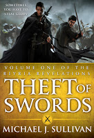 Review: Theft of Swords by Michael J. Sullivan
