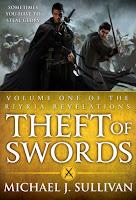 Review: Theft of Swords by Michael J. Sullivan