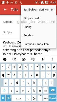 Lupa Password Asus Zenfone GO X014D