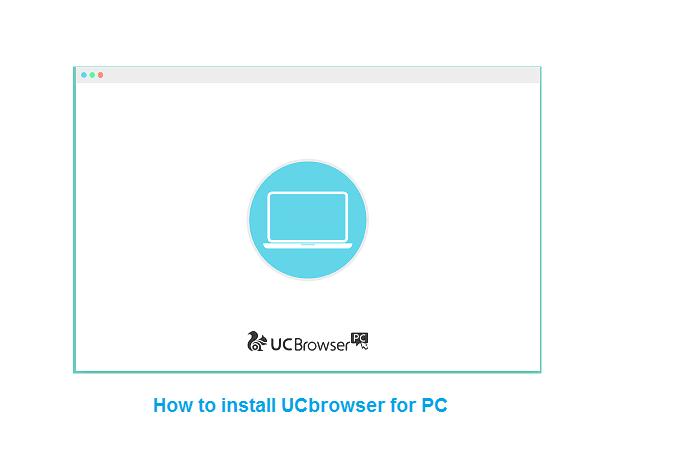 Cara memakai UCBrowser PC