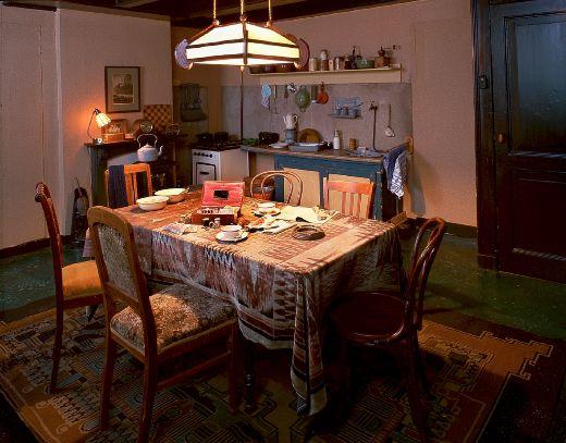 La cocina de ana frank - Ana en la cocina ...