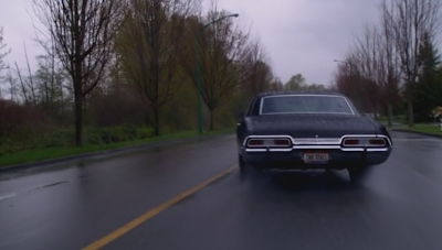 7x23 - Survival of the Fittest impala