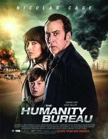 Poster Of Hollywood Film Watch Online The Humanity Bureau 2017 Full Movie Download Free Watch Online 300MB