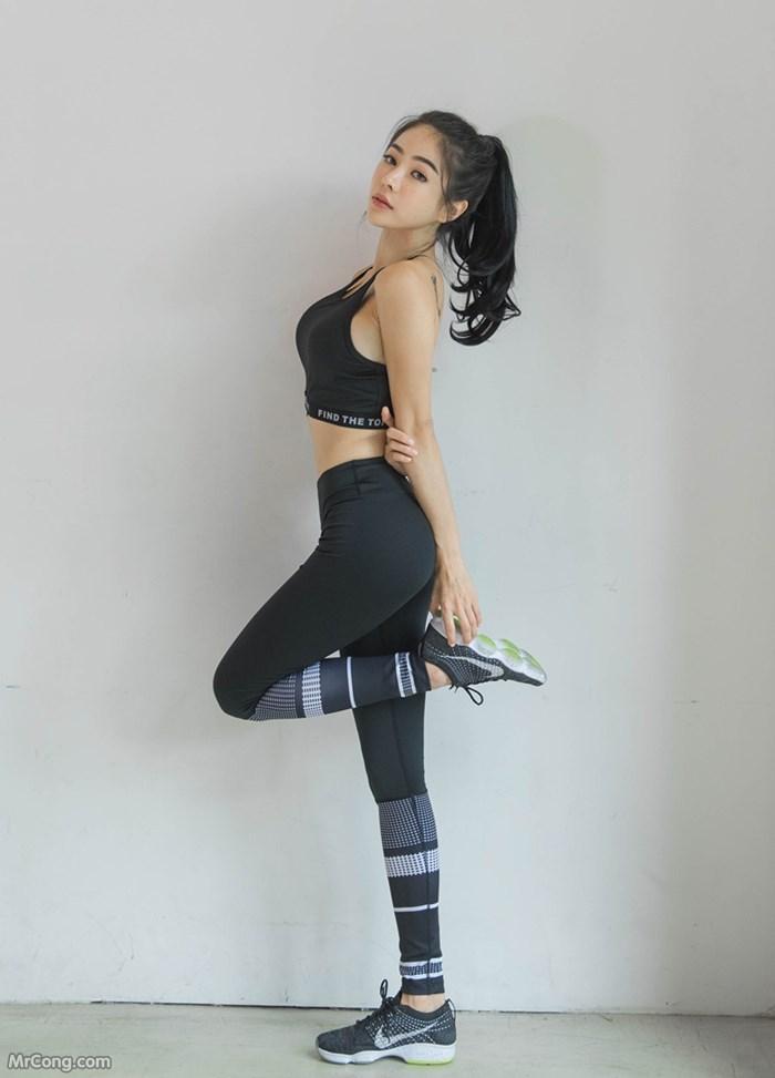 Image An-Seo-Rin-Fitness-MrCong.com-007 in post Người đẹp An Seo Rin khoe dáng nuột nà với thời trang phòng gym bó sát (273 ảnh)
