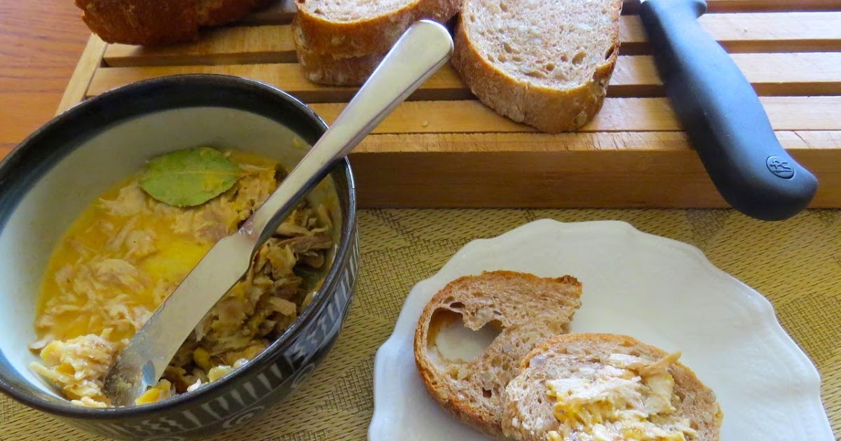 La cuisine de messidor rillettes de lapin de janette - La cuisine de bertrand ...