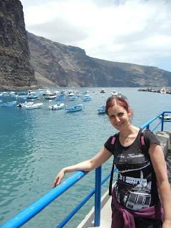 Valle Gran Rey, La Gomera